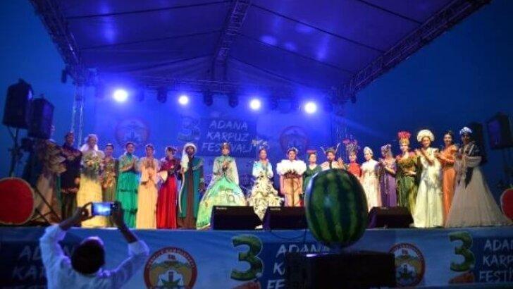 3.Karpuz Festivali Yapıldı