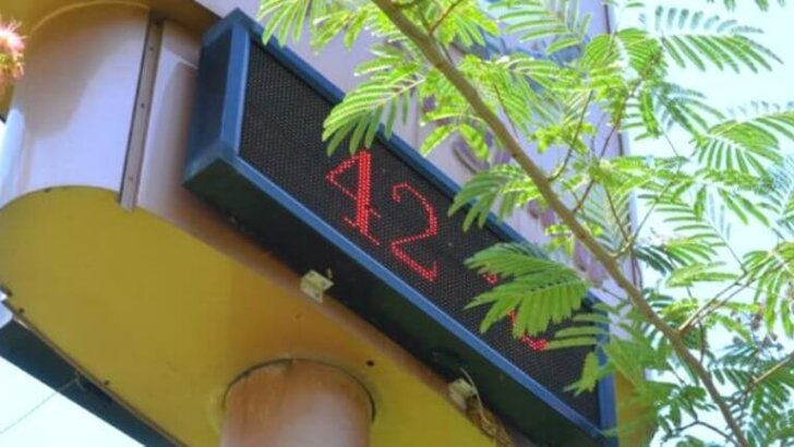Adana 42 dereceyi gördü