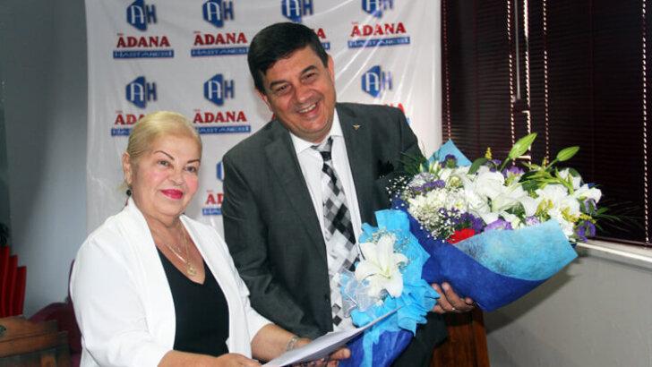 Adana Demirspor'a Sağlık sponsoru