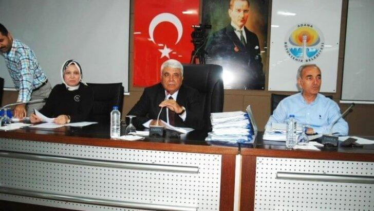 Büyükşehir'de Meclis Başkanlığı krizi