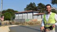 Ceyhan'da Kent Meydanı için Temel Atıldı