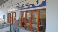 Kozan Belediyesi Ekmek Fabrikasında Yenilik