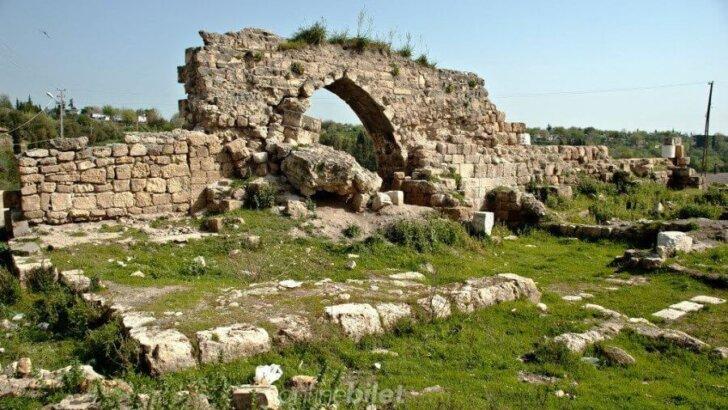 Misis Antik Kenti eserleri Adana Müzesinde