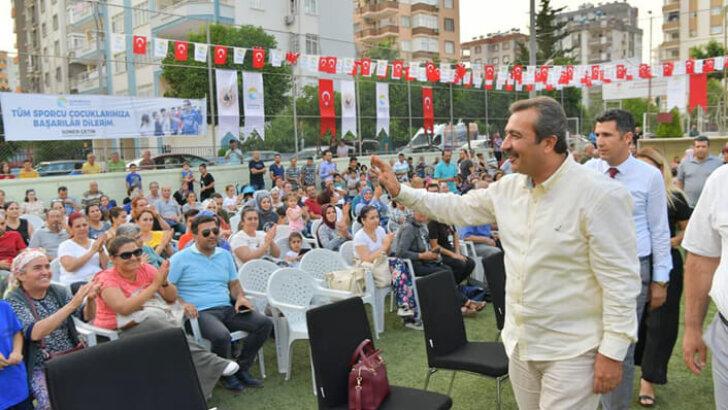 Çukurova'da Yaz Futbol Okulları Başladı