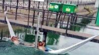 Kanal'da Hamak
