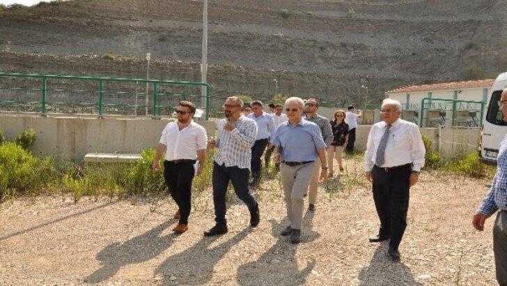 600 bin Adanalıyı sağlıklı içme suyuna kavuşturacak dev proje