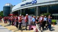 Adana HiltonSA'da Grev