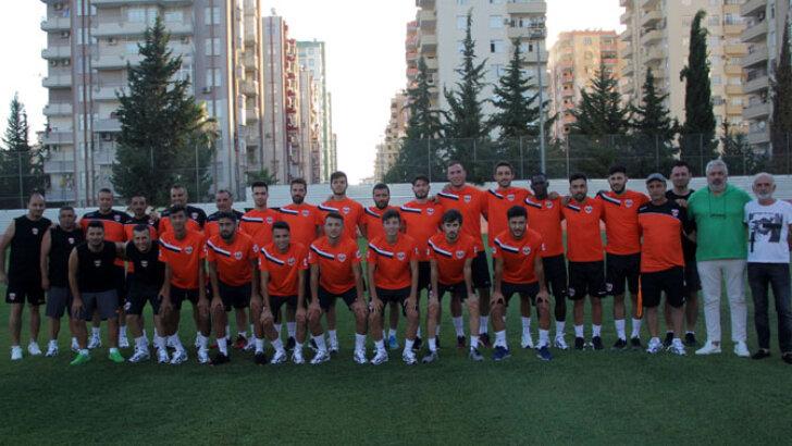 Adanaspor Yeni Sezon Hazırlıklarına Başladı
