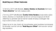 Almanya Schengen vizesi başvuruları artık Adana'da