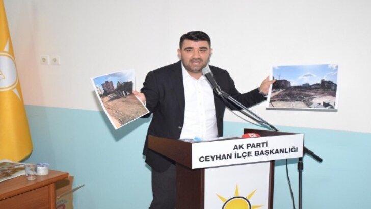 """Bünül: """"Ceyhan'da 188 kişi işten çıkarıldı, 96 kişi işe alındı"""""""