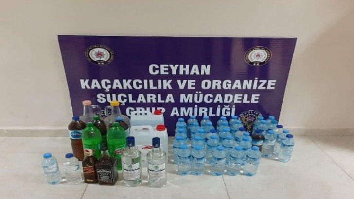 Ceyhan'da 1 kişi metil alkolden hayatını kaybetti
