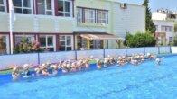 Ceyhanlı çocuklar havuza kavuştu