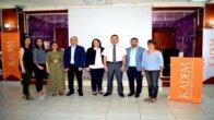 KADEM'den Sosyal Destek Projeleri hakkında Ceyhan'da bilgilendirme