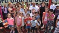 Kadir Aydar'dan ilk park açılışı