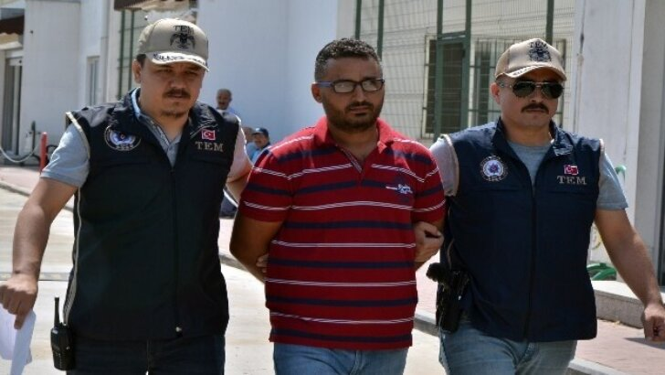 Polisin şehit edilmesini planlayan firari yakalandı