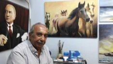"""Ressam Kartal, """"Sanatçılar desteklenmelidir"""""""