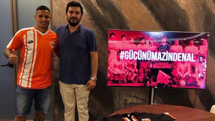 Ronei Gleison, yeniden Adanaspor'da