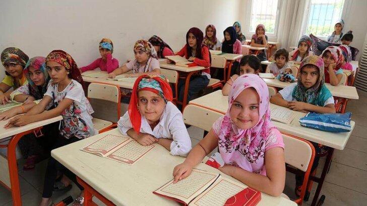 Yüreğir Belediyesi Yaz Kuran Kursu başladı