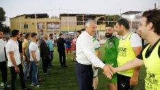 Yüreğir Güney Mahalleleri Futbol Turnuvası başladı