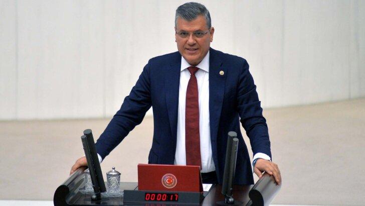 Ayhan Barut, Meclis'te Emeklilikte Yaşa Takılanlar için konuştu