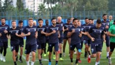 Adana Demirspor hazırlıklarına Adana'da yeniden başladı