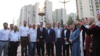 Dadaloğlu Mahallesi doğalgaza kavuştu