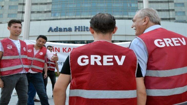 HiltonSA'da grev sona erdi