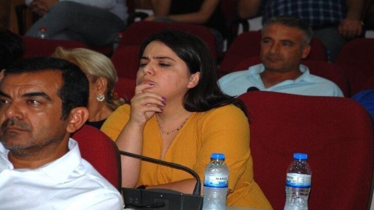 Seyhan Belediyesi'nde HDP tartışması