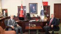 Vali Demirtaş'tan Akay'a iadeyi ziyaret