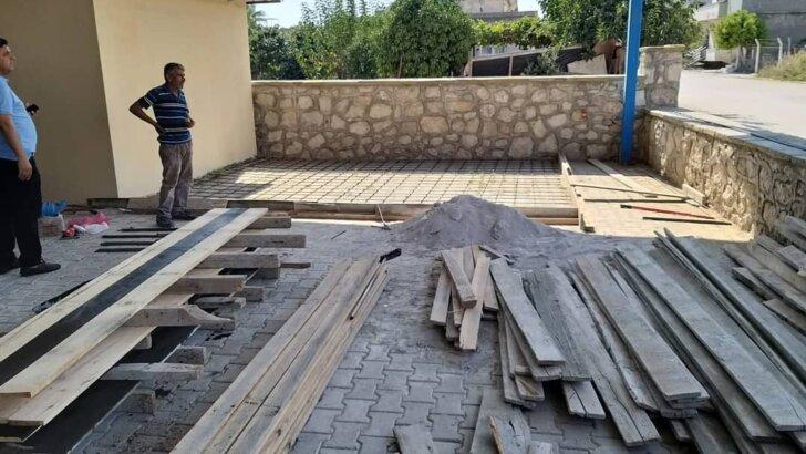 Karataş Belediyesi Aş Evi temelleri atıldı