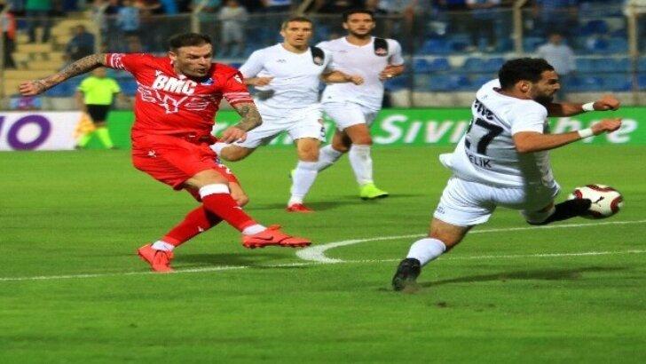 Adana Demirspor: 1 – Fatih Karagümrük: 1