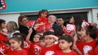 Seyhan'da Kreşlerde Cumhuriyet coşkusu