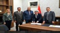 Ceyhan Organizede ilk Arsa Tahsisi Yapıldı