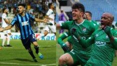 En golcü iki takım karşı karşıya Bursaspor – Adana Demirspor