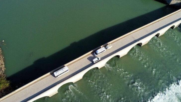 'Ölümsüzlük' adıyla da bilinen 'Misis Köprüsü' tarihe ışık tutuyor