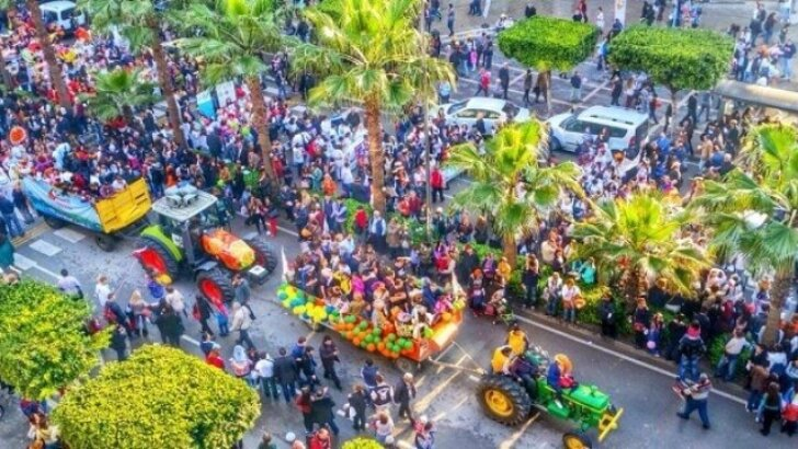 2020 Portakal Çiçeği Karnavalı İptal Edildi