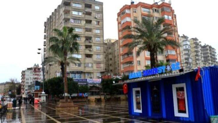 Adana Hayalet Şehir Haline Döndü