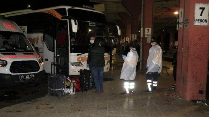 Adana'da 3 kişiye koronavirüs karantinası