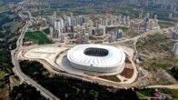 Adana'da Yeni Stadyum Sonunda Bitiyor!
