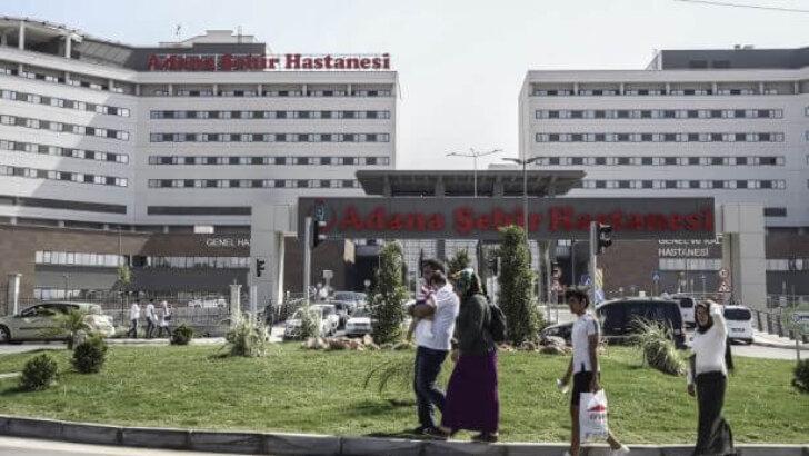 Adana Şehir Hastanesi, Kovid-19'la mücadelede aktif rol alıyor