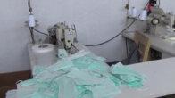 Adana'da kaçak maske operasyonu