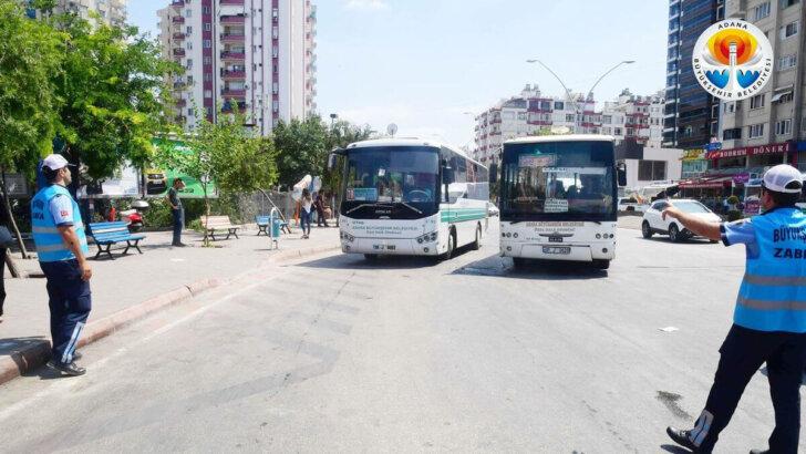 Büyükşehir'den toplu taşıma araçlarına yakıt