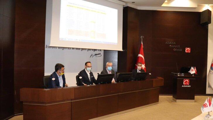 USHAŞ ile Adana Maske Üreticileri Arasında Protokol İmzalandı