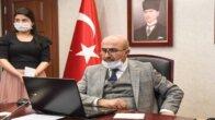 Vali Demirtaş, Korona ile ilgili Muhtarlar ile Telekonferans Yaptı