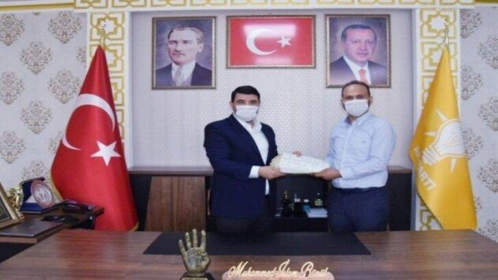 AK Parti Ceyhan'da Hedef 20 Bin Üye