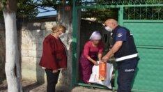 Ceyhan Belediyesinden ihtiyaç sahiplerine yardım