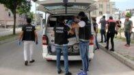 Çamlıbel'e Uyuşturucu Ablukası