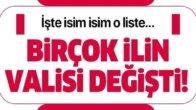 41 İlin Valisi Değişti, Yeni Adana Valisi Kim?