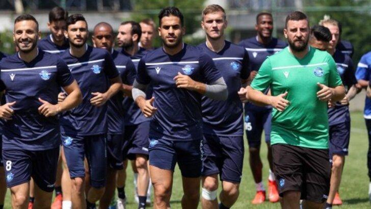 Adana Demirspor'da Kovid-19 testleri negatif