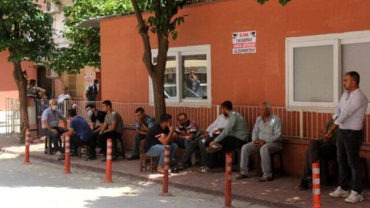 Adana'da yan bakma cinayeti